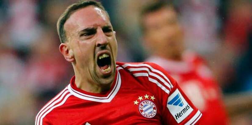 Ribery Ballon d'Or için kendine güveniyor!