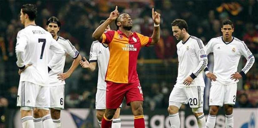 Galatasaray Real Madrid maçı hangi kanalda?