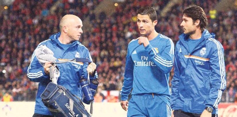 Ronaldo müjdesi