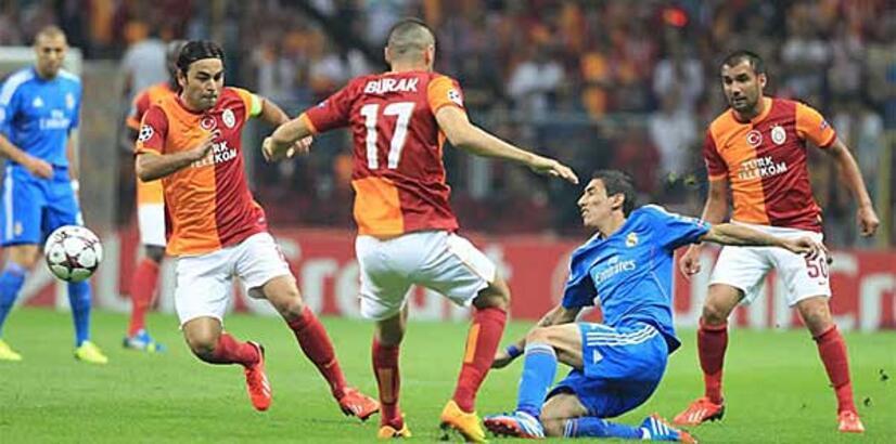 Real Madrid Galatasaray maçı hangi kanalda? saat kaçta?
