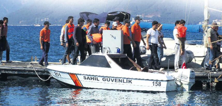 İzmir'de iki bin kaçak göçmen var