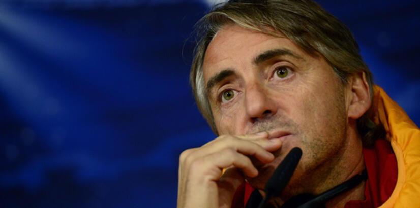 """Mancini: """"Hatırlamıyorum"""""""
