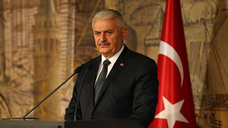 Başbakan Yıldırım'dan Atatürk'ün Ankara'ya gelişinin 98. yıl dönümü mesajı