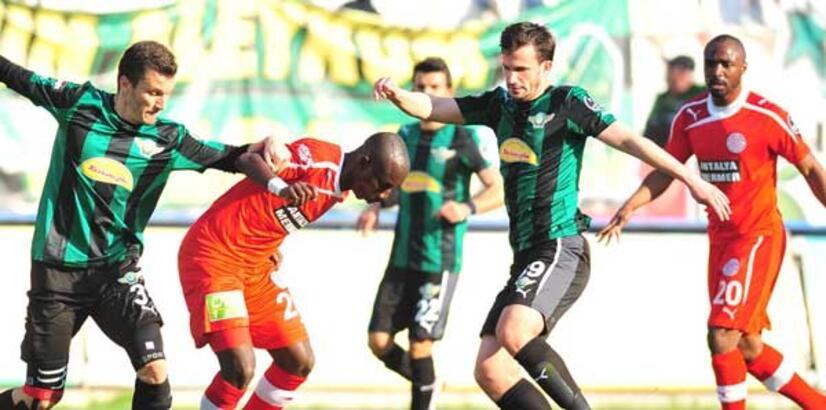 Akhisar Belediyespor - MP Antalyaspor: 0-0