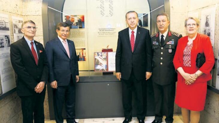 Atatürk'e vefa borcumu ödedim