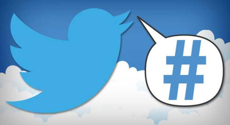Twitter hashtag'in 10. yılını kutluyor