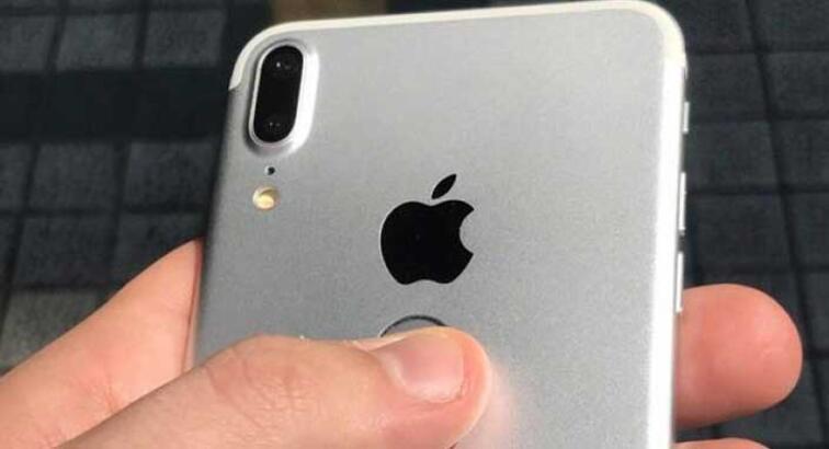iPhone 8'de Touch ID nerede yer alacak?