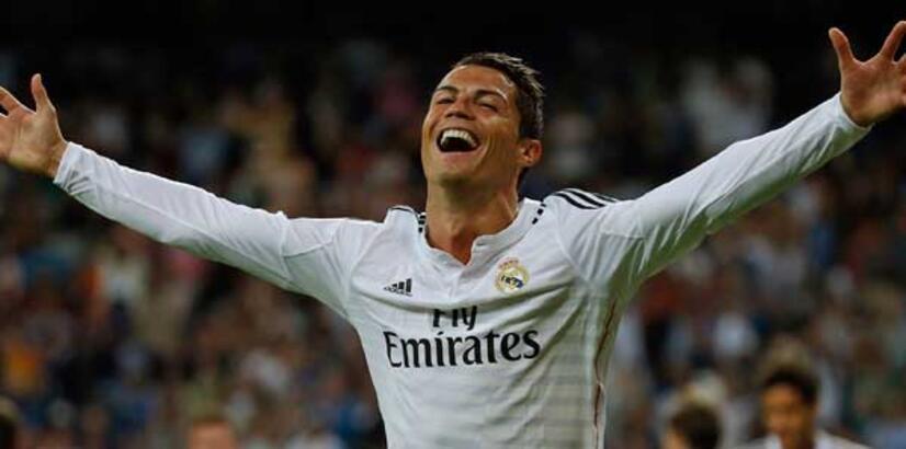 Ronaldo kariyerinin zirvesinde!
