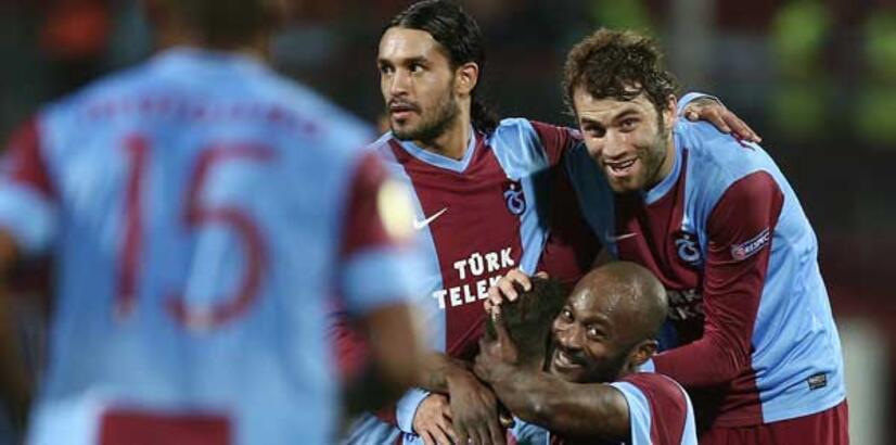 Trabzonspor'un hedefi Galatasaray!