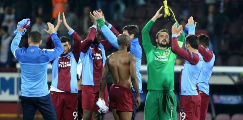 TFF'den Trabzonspor'a kutlama!