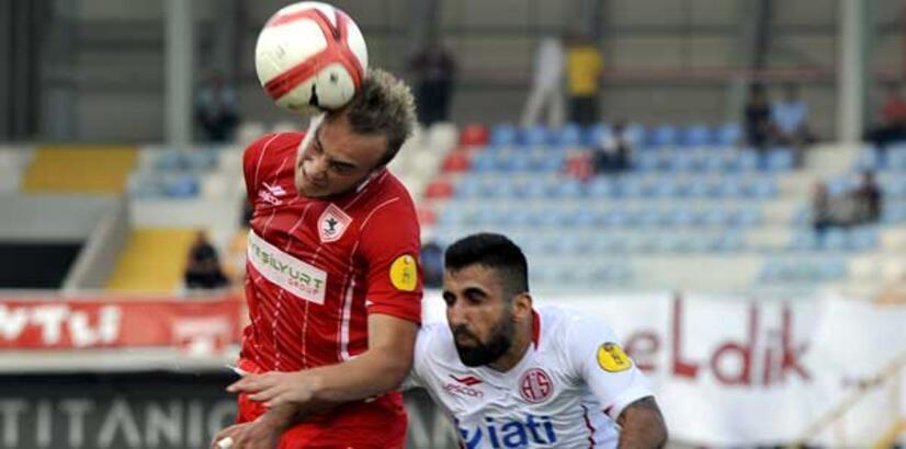 Antalyaspor-Samsunspor: 3-1