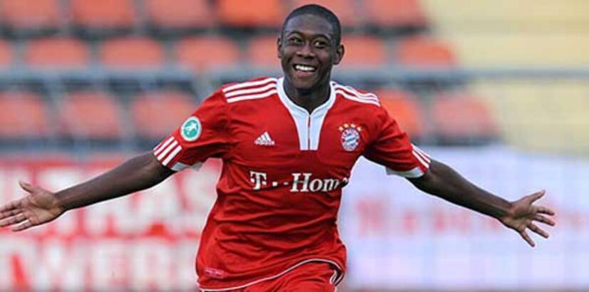 Bayern, Alaba'nın sözleşmesini uzattı