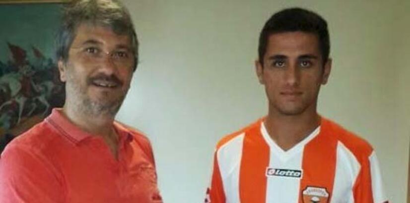 Sabit Hakan Yılmaz Adanaspor'da