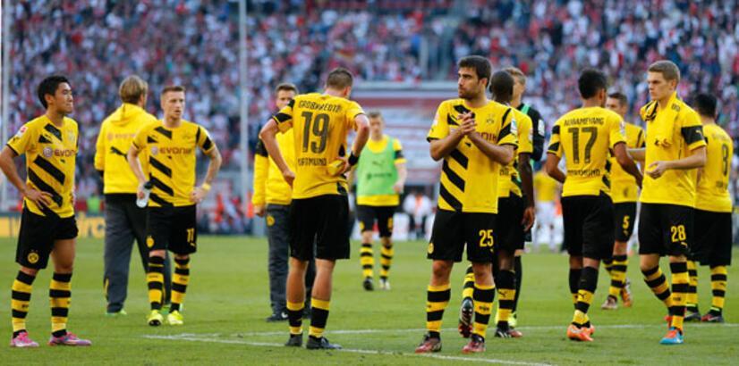 Borussia Dortmund'da kriz!