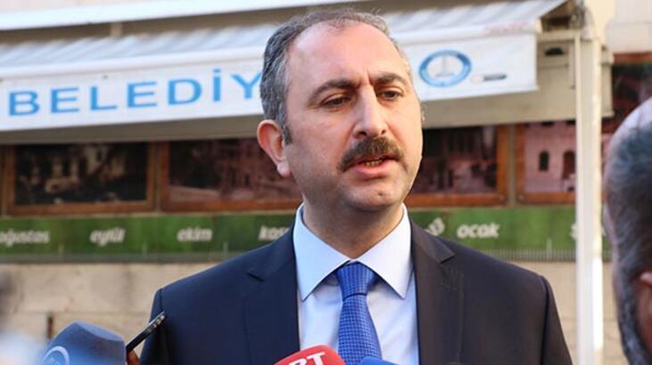 Adalet Bakanı Gül: Biz Zarrab'ı değil Türkiye'nin menfaatini koruyoruz