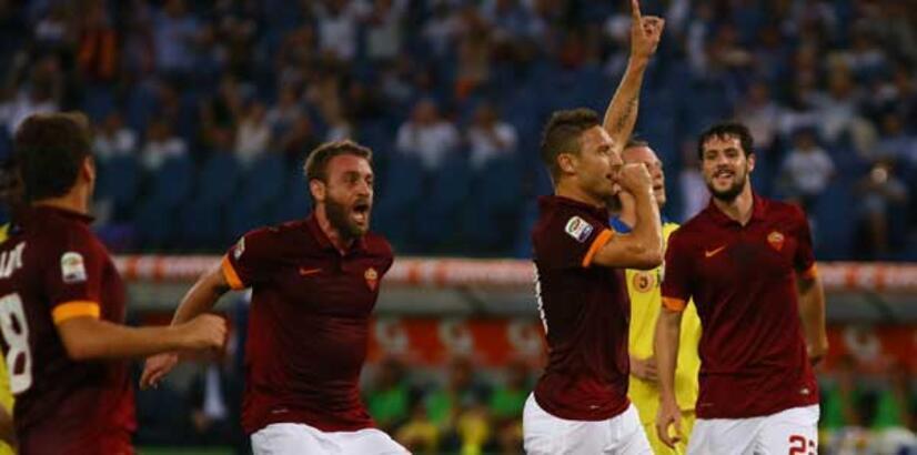 Roma, Juventus'u yakalıyor!