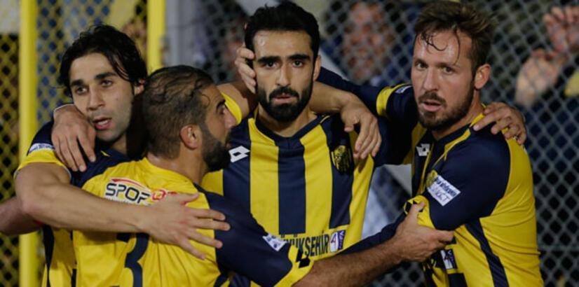 TFF 1. Lig'de ilk yarı raporu