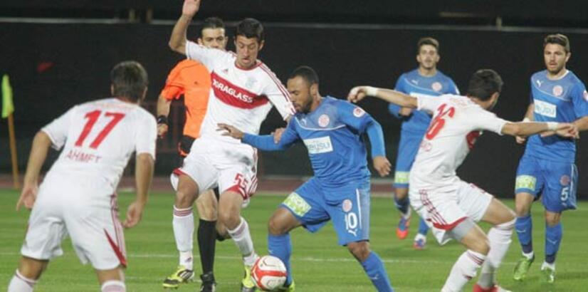 Antalyaspor geç açıldı