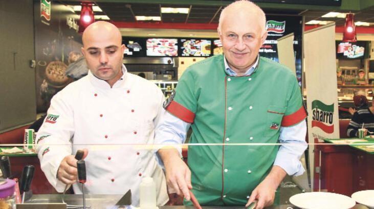 Burger King'in Türk 'Usta'sı