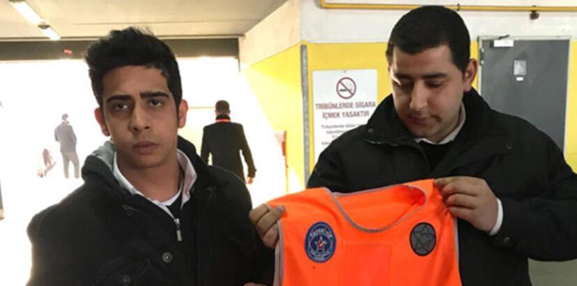 Galatasaray'a küfür eden stat güvenlikleri görevden alındı