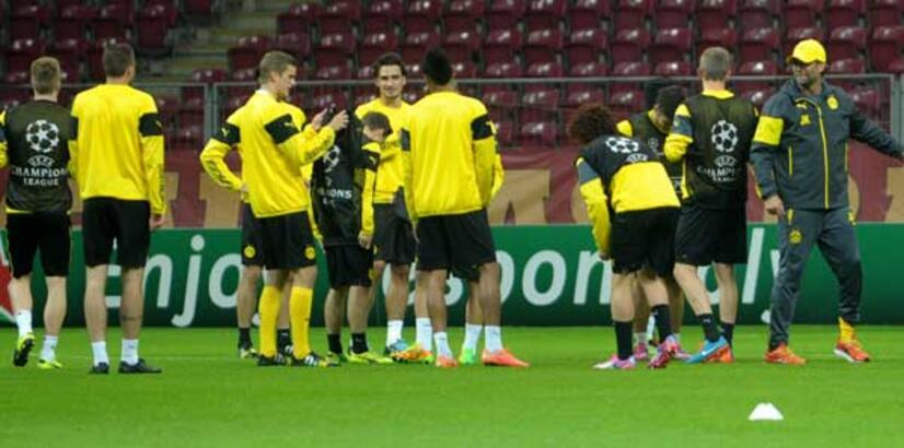 Dortmund ter idmanı yaptı!