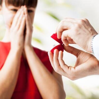 Evlilik teklifi artık cinsiyet tanımıyor