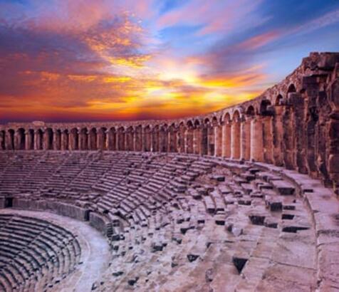 Antik kentler turizmi canlandırıyor