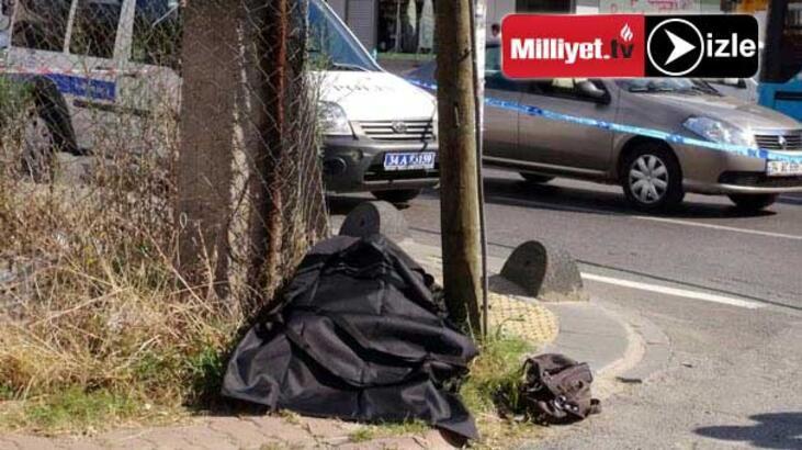 İstanbul Sancaktepe'de vahşi cinayet!