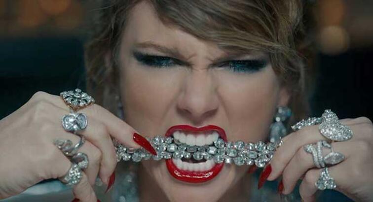 Taylor Swift'in yeni klibi YouTube'ta rekor kırdı