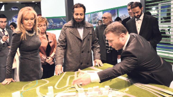 Suudi prens yatırım  için İstanbul'a geldi