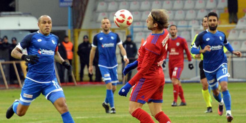 Büyükşehir Belediye Erzurumspor: 2 -  Altınordu: 1