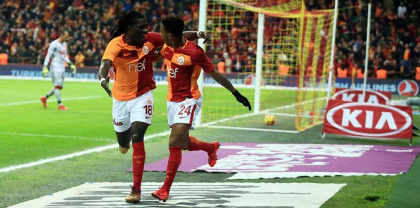 Galatasaray - Göztepe maçının özeti: 3-1