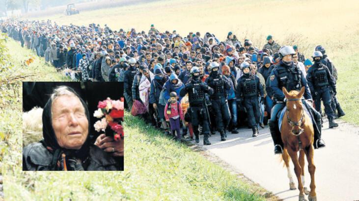 Sığınmacı krizi ve Vanga Nine kehaneti