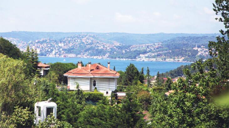 'Kanlıca'daki o villa Gül'ün damadına ait'