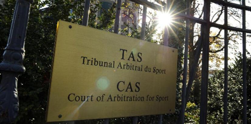 CAS, Eskişehirspor ve Sivasspor'un cezasını onadı!
