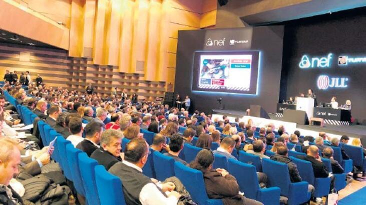 Nef, 9 saatte 249 milyon TL'lik satış yaptı