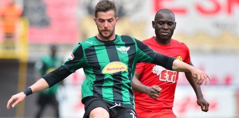 Akhisar Belediyespor-Eskişehirspor: 0-0