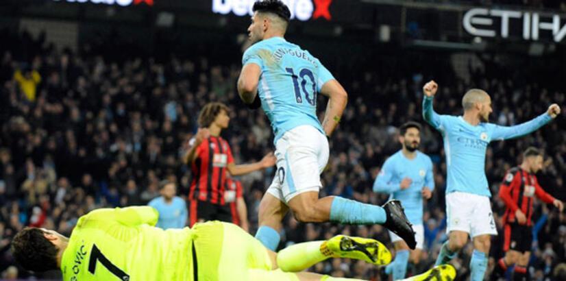 Manchester City seriye devam etti