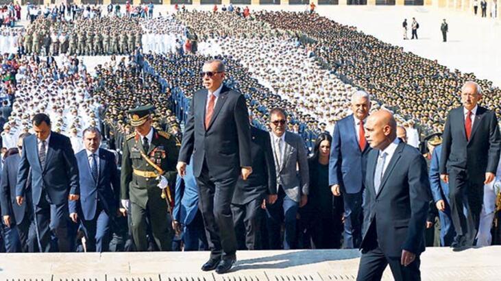 Türkiye çizdiğiniz  hedefte yol alıyor