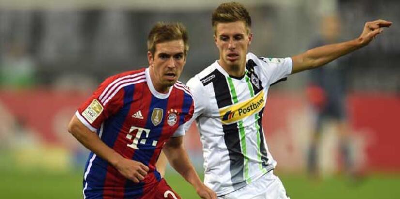 Bayern ve Mönchengladbach puanları bölüştü!