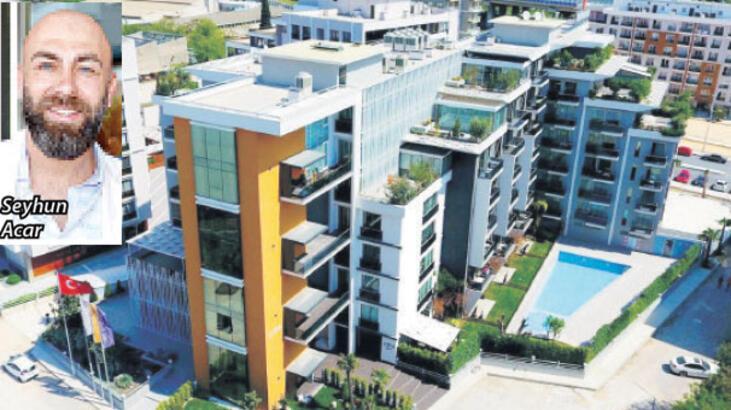 Real Platin Rezidans kazandırıyor