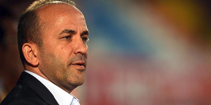 Mehmet Özdilek'ten transfer açıklaması