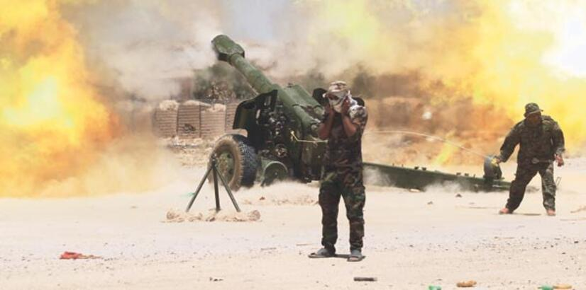 Iraqi troops enter Fallujah to retake the city from ISIL