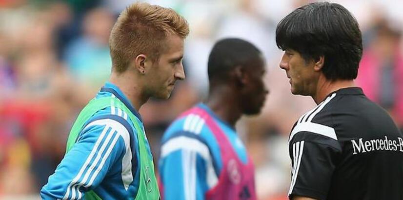 Löw, Marco Reus'u EURO 2016 kadrosuna almadı!