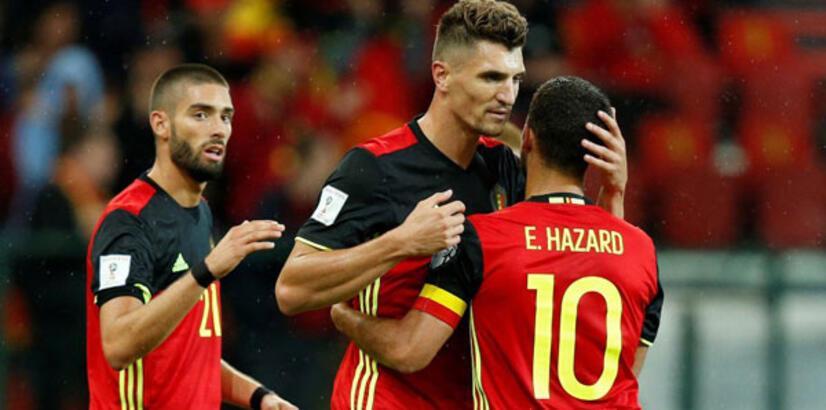 Belçika-Cebelitarık: 9-0