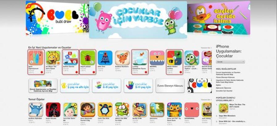 Lonitoy kapsamlı çocuk uygulamalarıyla piyasada!