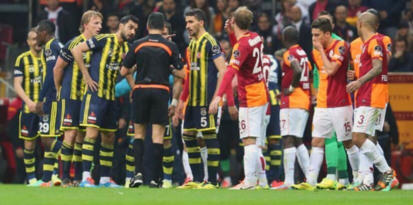 İşte Galatasaray - Fenerbahçe derbisinde gerginliğin sebebi!