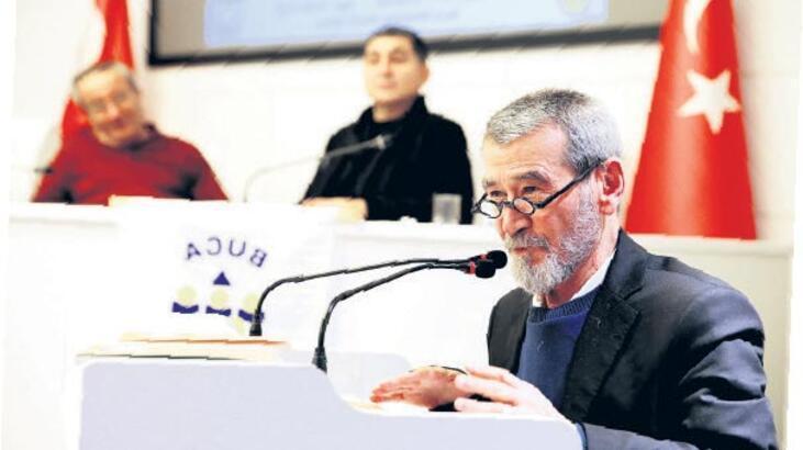 Şair Ahmet Telli  Buca'dan seslendi