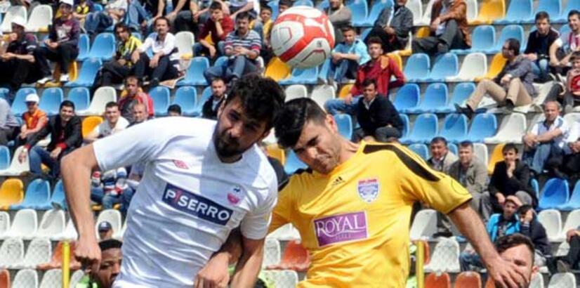 K.Maraşspor-Gaziantep BB: 0-2