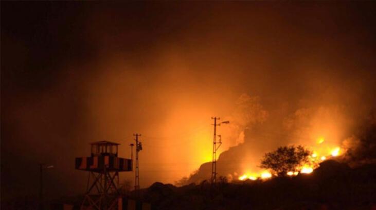 Afyonkarahisar'daki cephanelik kapısı kayıp